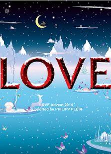 《Love》杂志基督降临节日历[0]