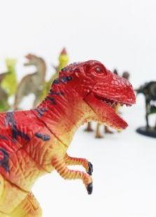 恐龙世界3D立体拼图