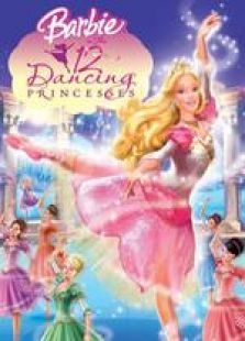 芭比之十二芭蕾舞公主