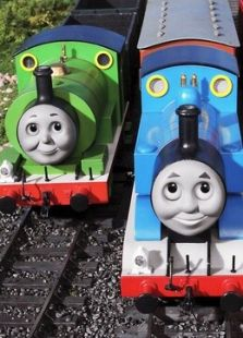 托马斯和他的朋友们 第9部 英文版