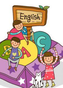 开心乐园幼儿英语学单词(第六季)