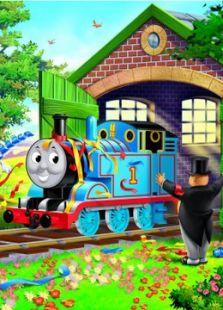 托马斯和他的朋友们 第1季 英文版