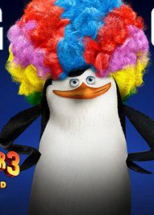 马达加斯加的企鹅3