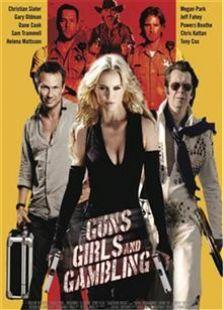 枪、女孩和赌博(2011)(动作片)