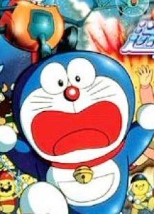 哆啦A梦1993剧场版:大雄与白金迷宫