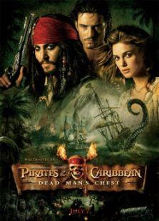 加勒比海盗2:聚魂棺标题
