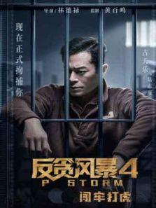 反贪风暴4 粤语版(动作片)