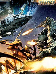 星河战队:入侵背景图