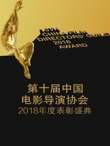 第十届中国电影导演协会2018年度表彰盛典