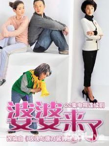 婆婆来了DVD(国产剧)