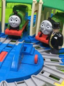 小火车早教动画
