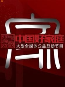 中国好家庭第1季