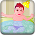 帮宝宝洗澡
