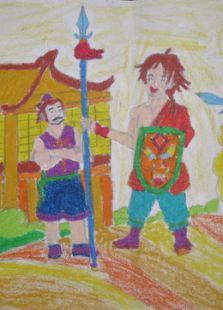 腾讯儿童原创成语动画