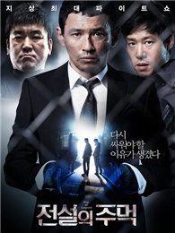 传说的拳头(2013)