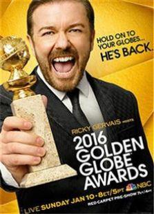 第73屆美國電影電視金球獎