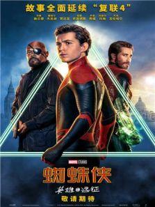 蜘蛛侠英雄远征普通话版